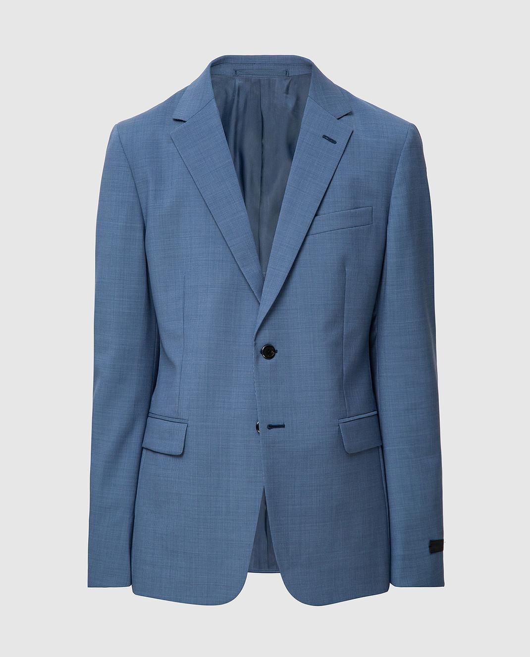 Prada Синий пиджак UGF9421S5T