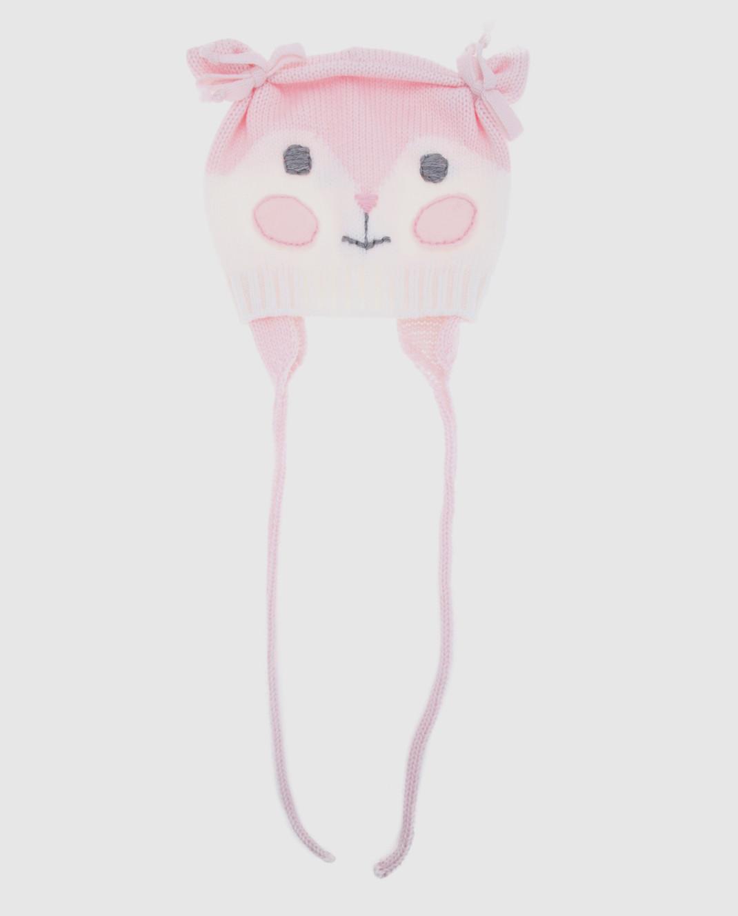 Catya Детская розовая шапка 721562