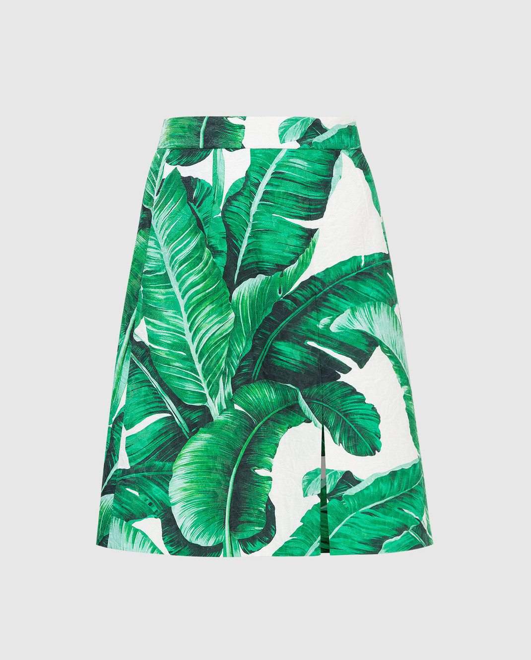Dolce&Gabbana Зеленая юбка F4AKYTFSMY7