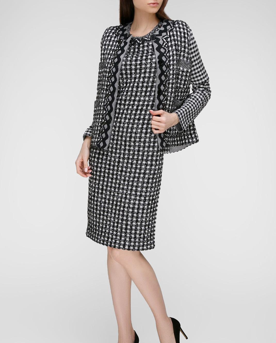 Sonia Rykiel Черное платье 17865419 изображение 2