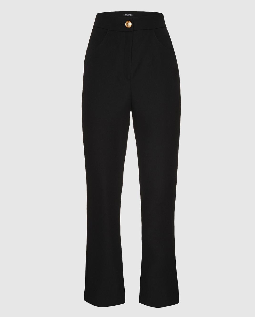 Balmain Черные брюки 135104