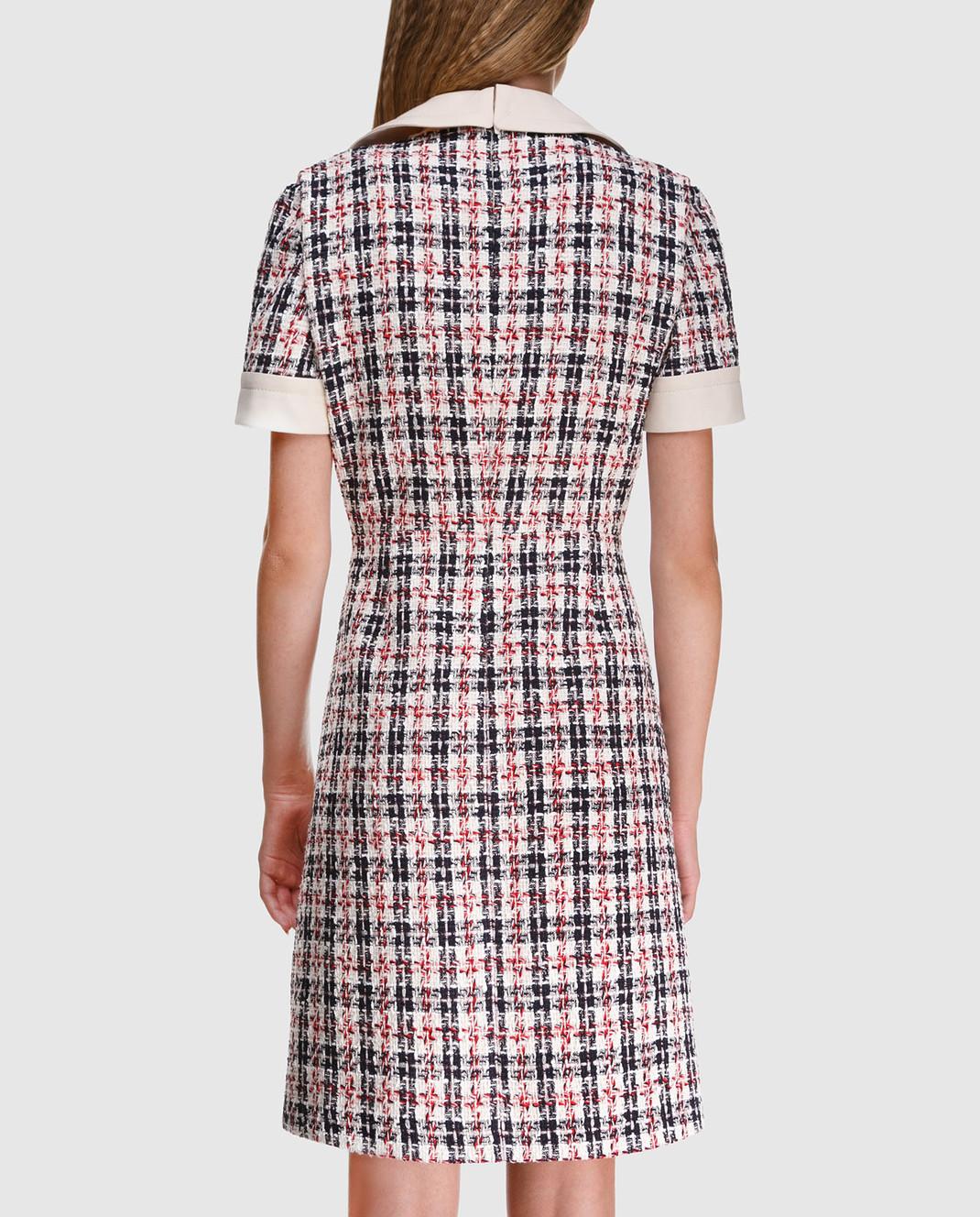 Gucci Твидовое платье 530704 изображение 4