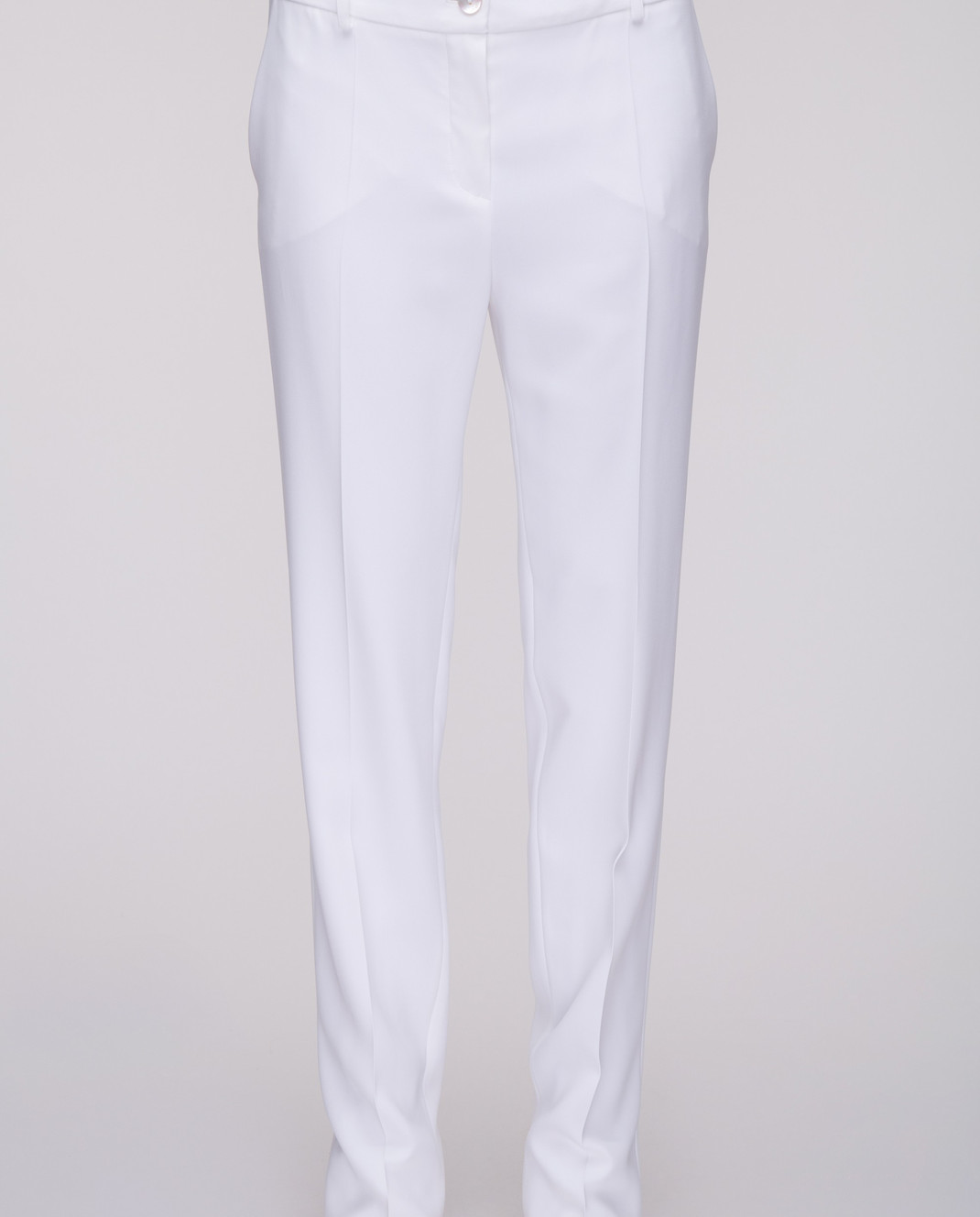 Белые брюки Blumarine 6359 — Symbol