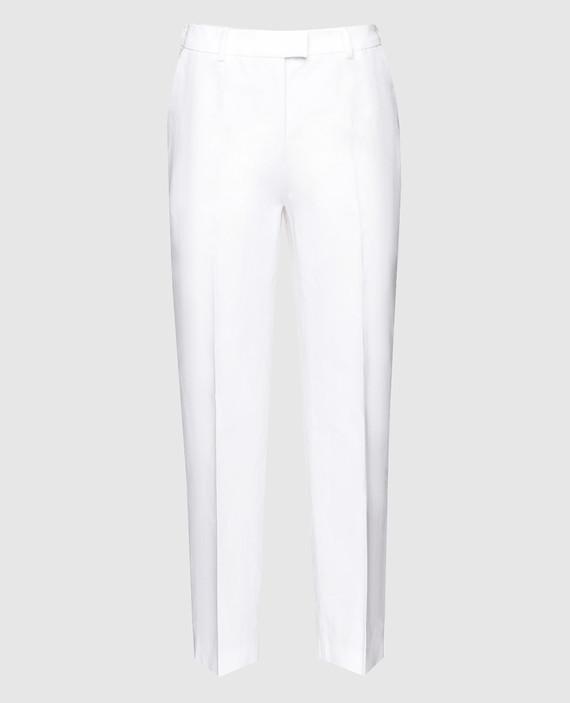 Белые брюки