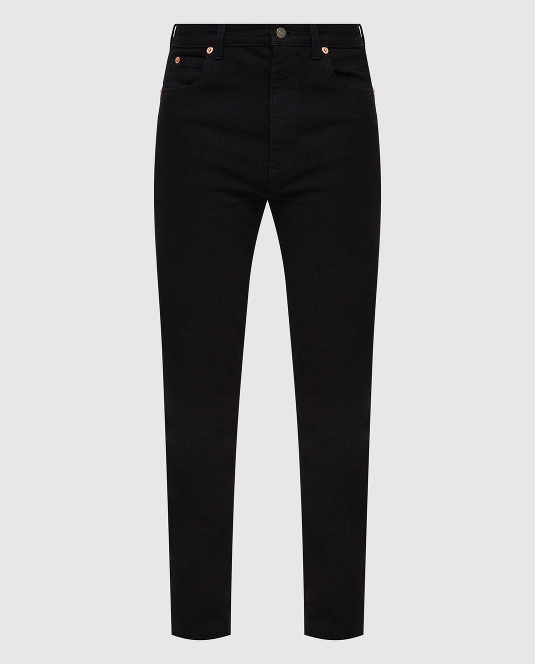 Gucci Черные джинсы 543712XDAHN