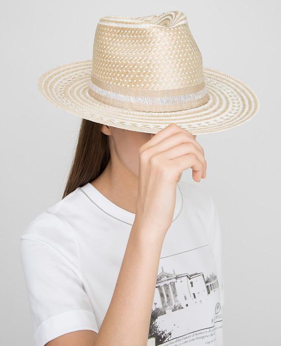 "Соломенная шляпа ""Alba"" hover"