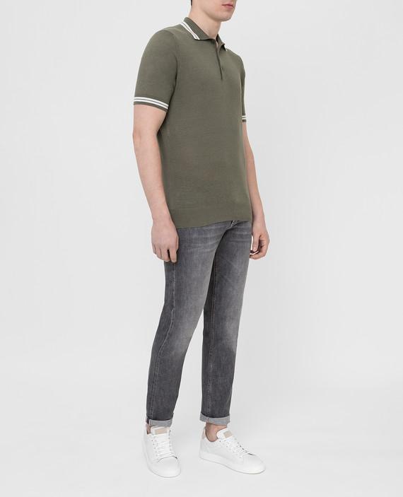 Серые джинсы hover