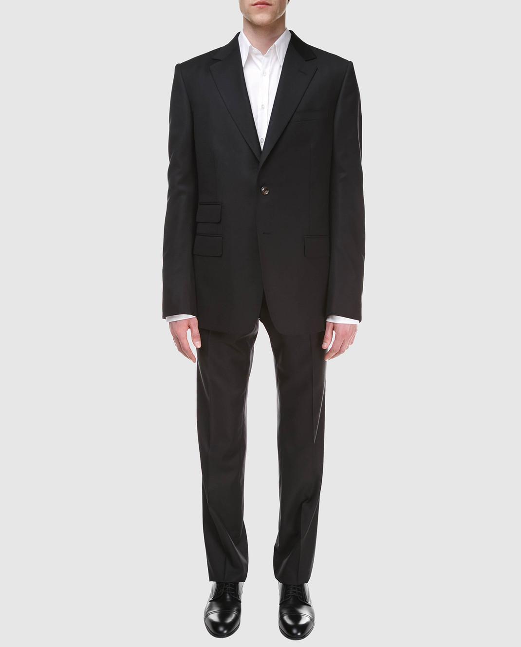 Gucci Черный костюм 450542 изображение 3