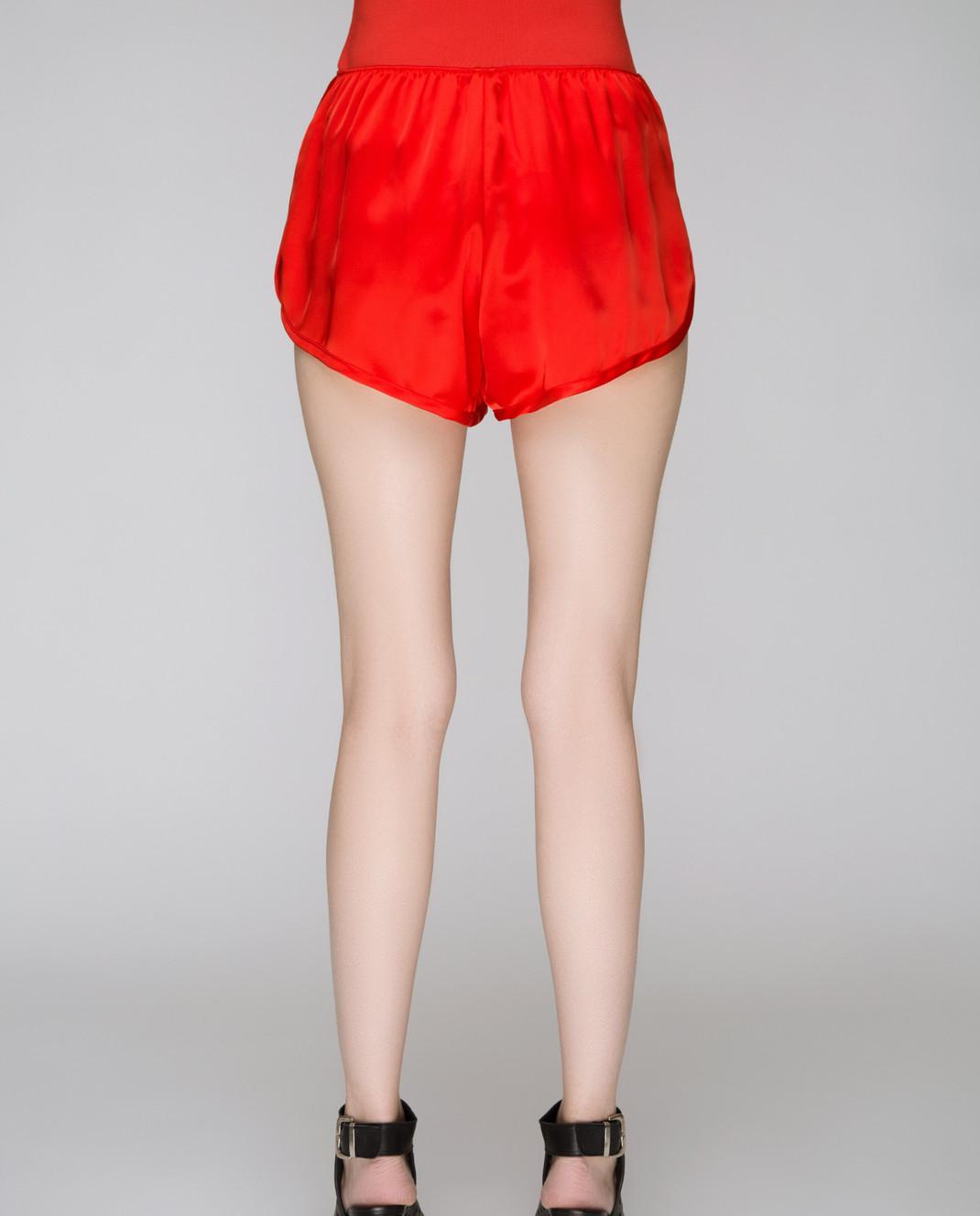 Sonia Rykiel Красные шорты 15402306 изображение 4