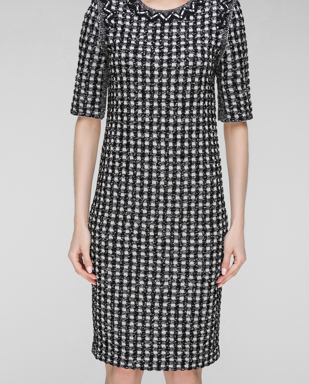 Sonia Rykiel Черное платье 17865419 изображение 3