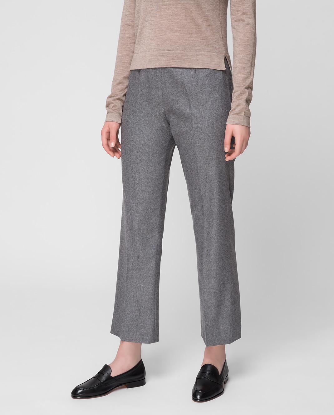 COLOMBO Серые брюки PA0032661088 изображение 3
