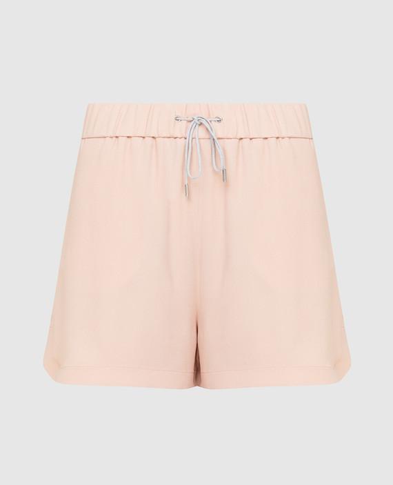 Пудровые шорты