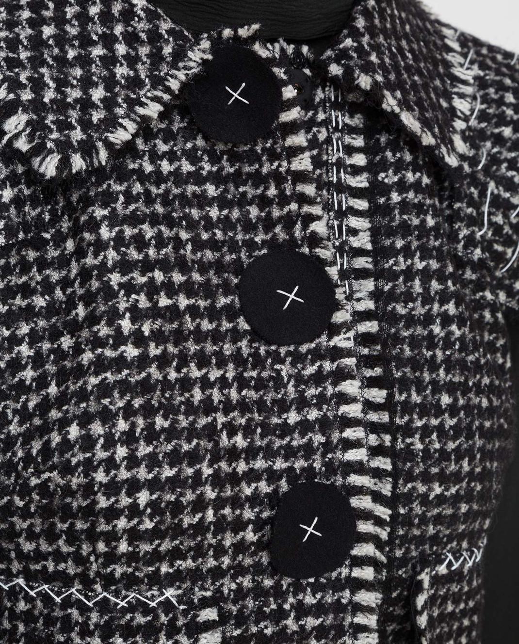 Dolce&Gabbana Черный жилет F28P9TFMMEZ изображение 5