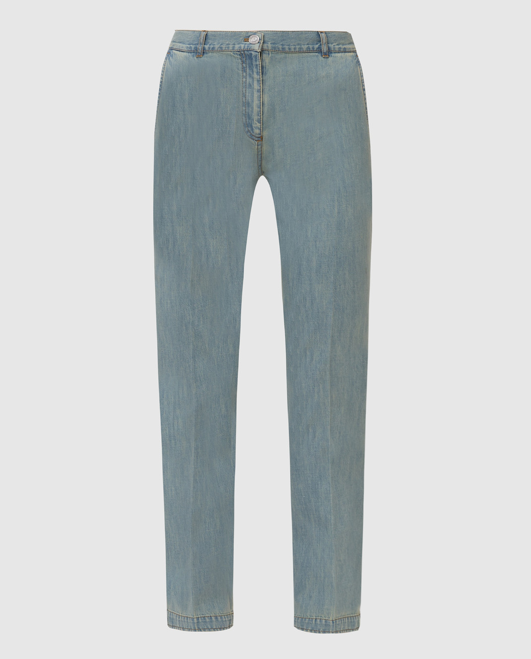 Bottega Veneta Голубые джинсы 545211