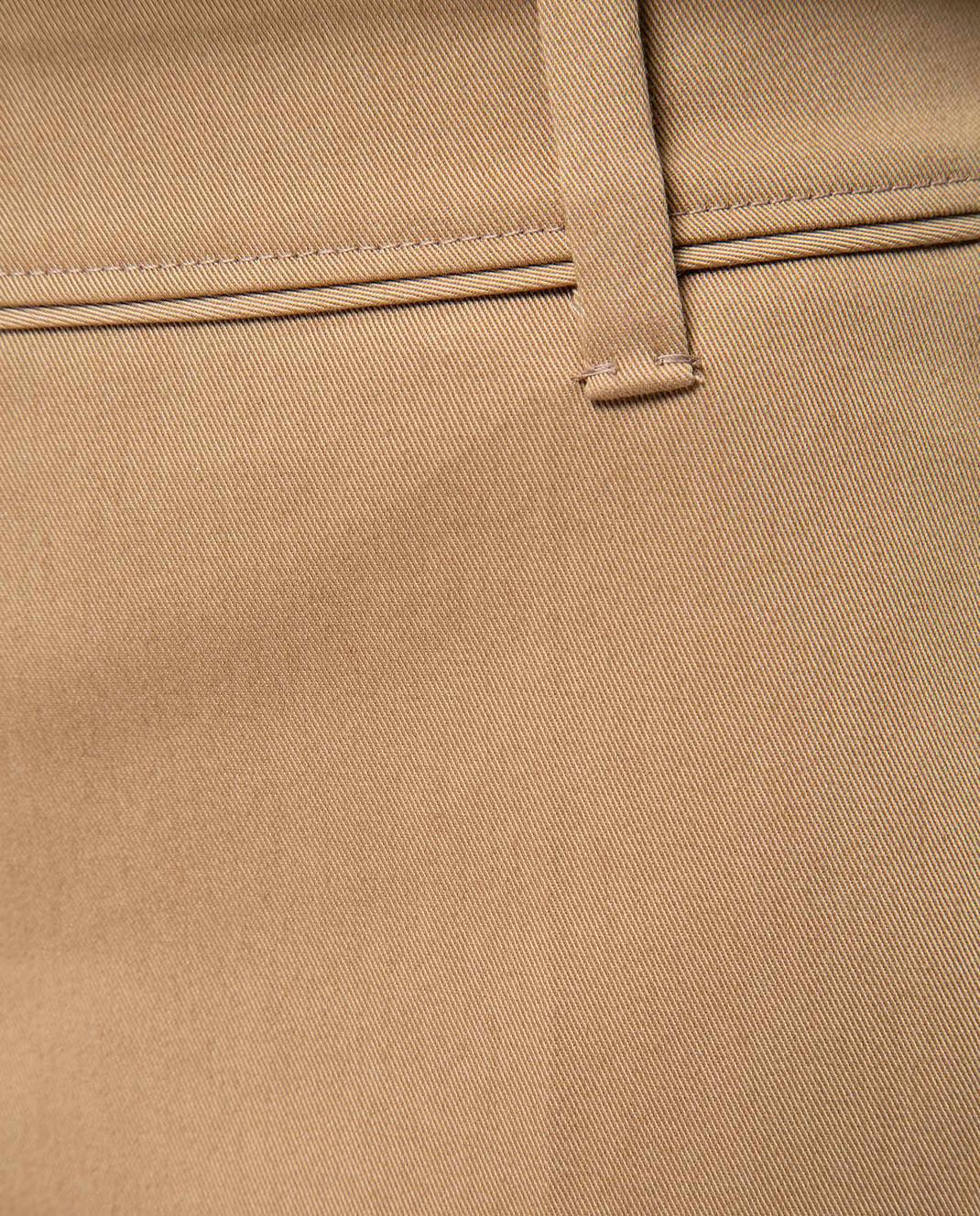 Valentino Бежевые брюки RB3RB2Y04G1 изображение 5