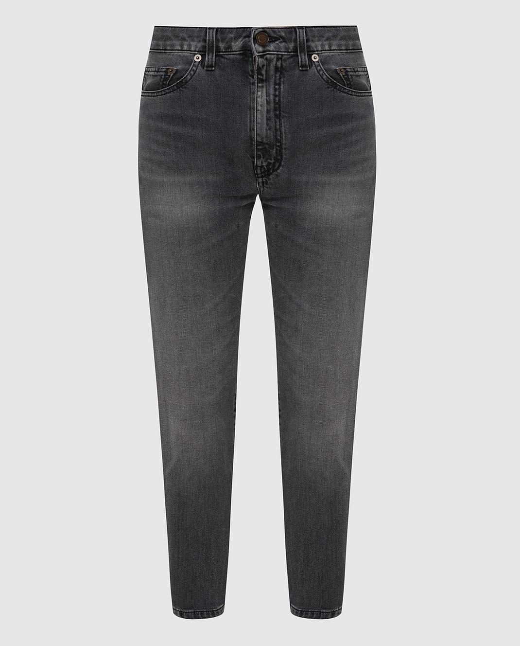 Saint Laurent Серые джинсы изображение 1