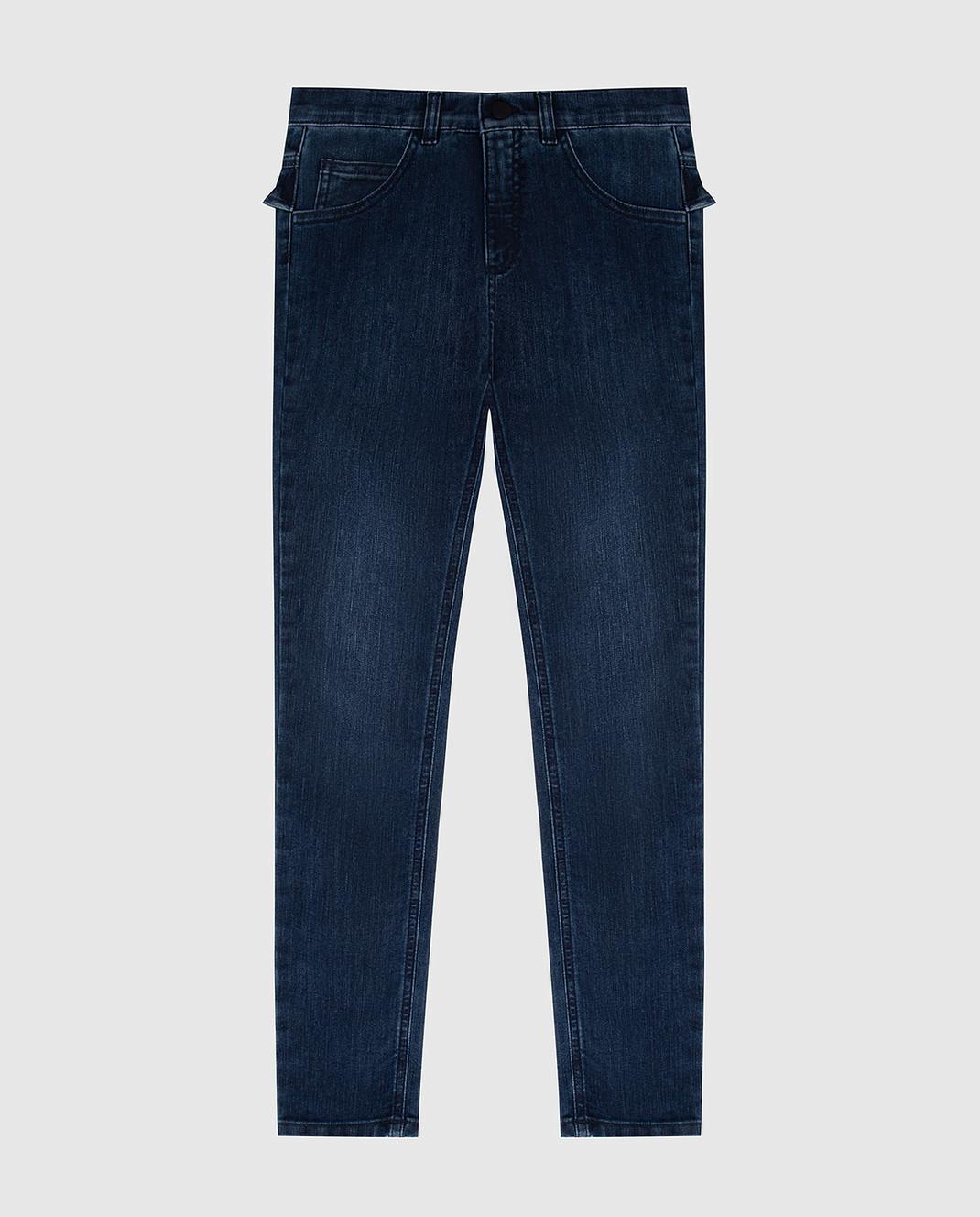 Fendi Детские джинсы JFF1051012