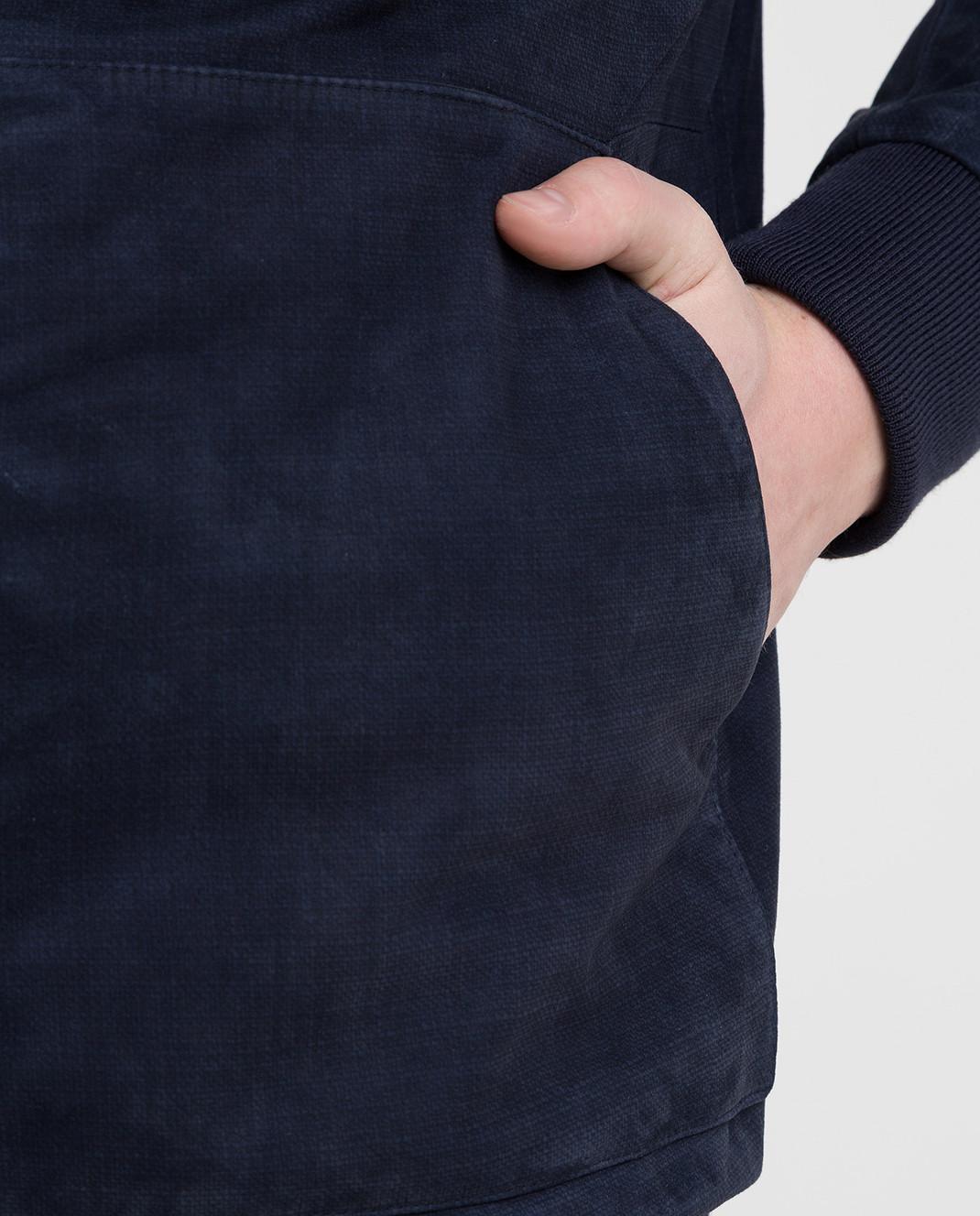 ISAIA Двухсторонняя куртка LW0062PLWP1 изображение 5