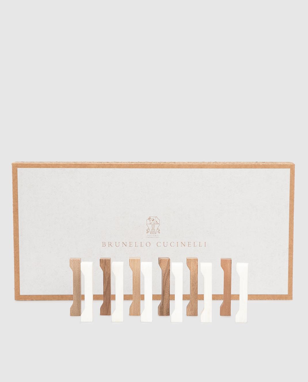 Brunello Cucinelli Подставка для столовых приборов MLTABL0020 изображение 4