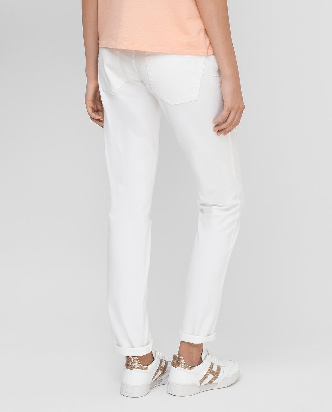 Blugirl Белые джинсы 1502 изображение 4
