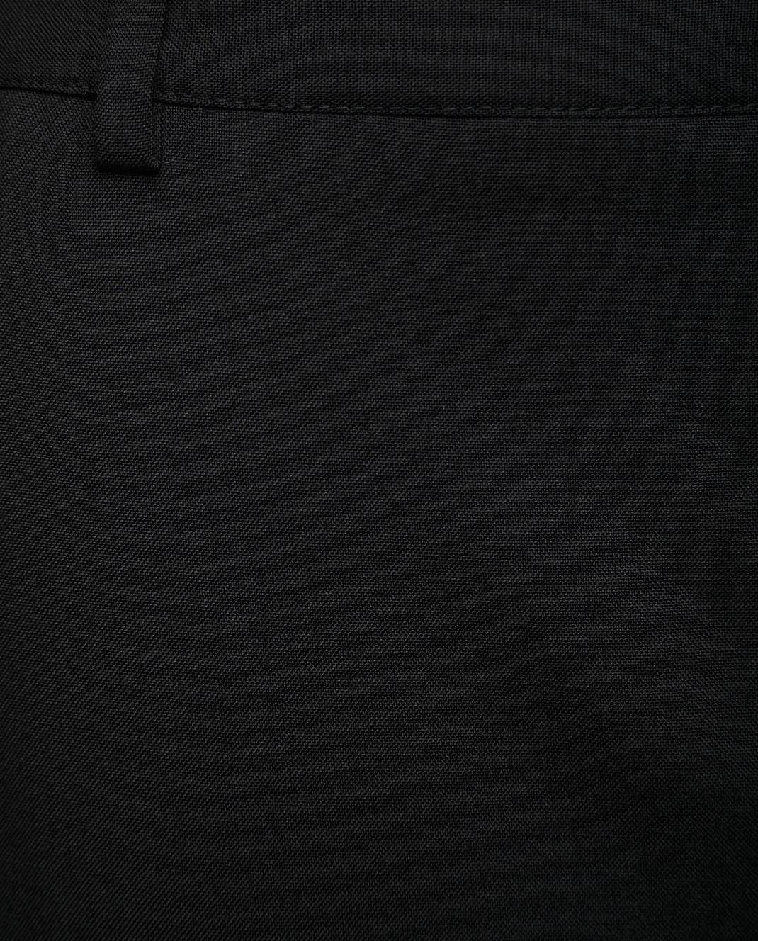 Gucci Черные брюки из шерсти 512968 изображение 3