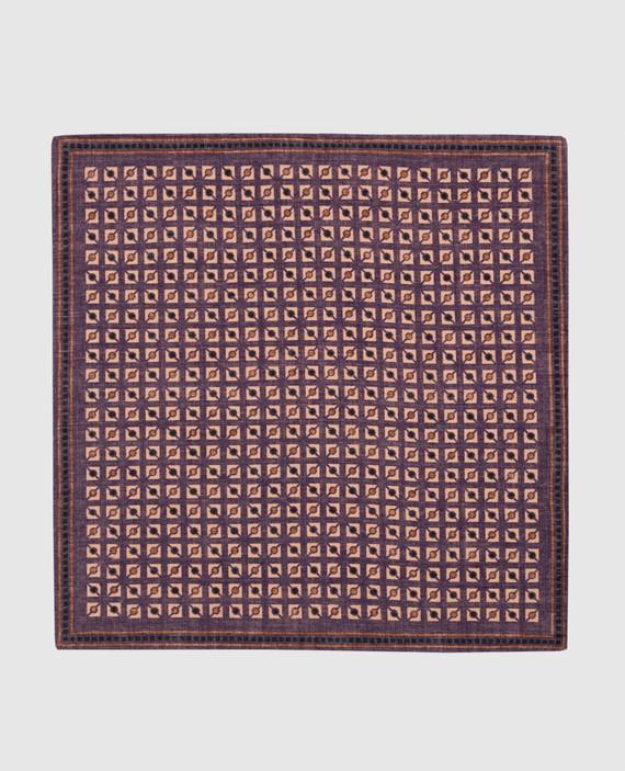 Фиолетовый платок
