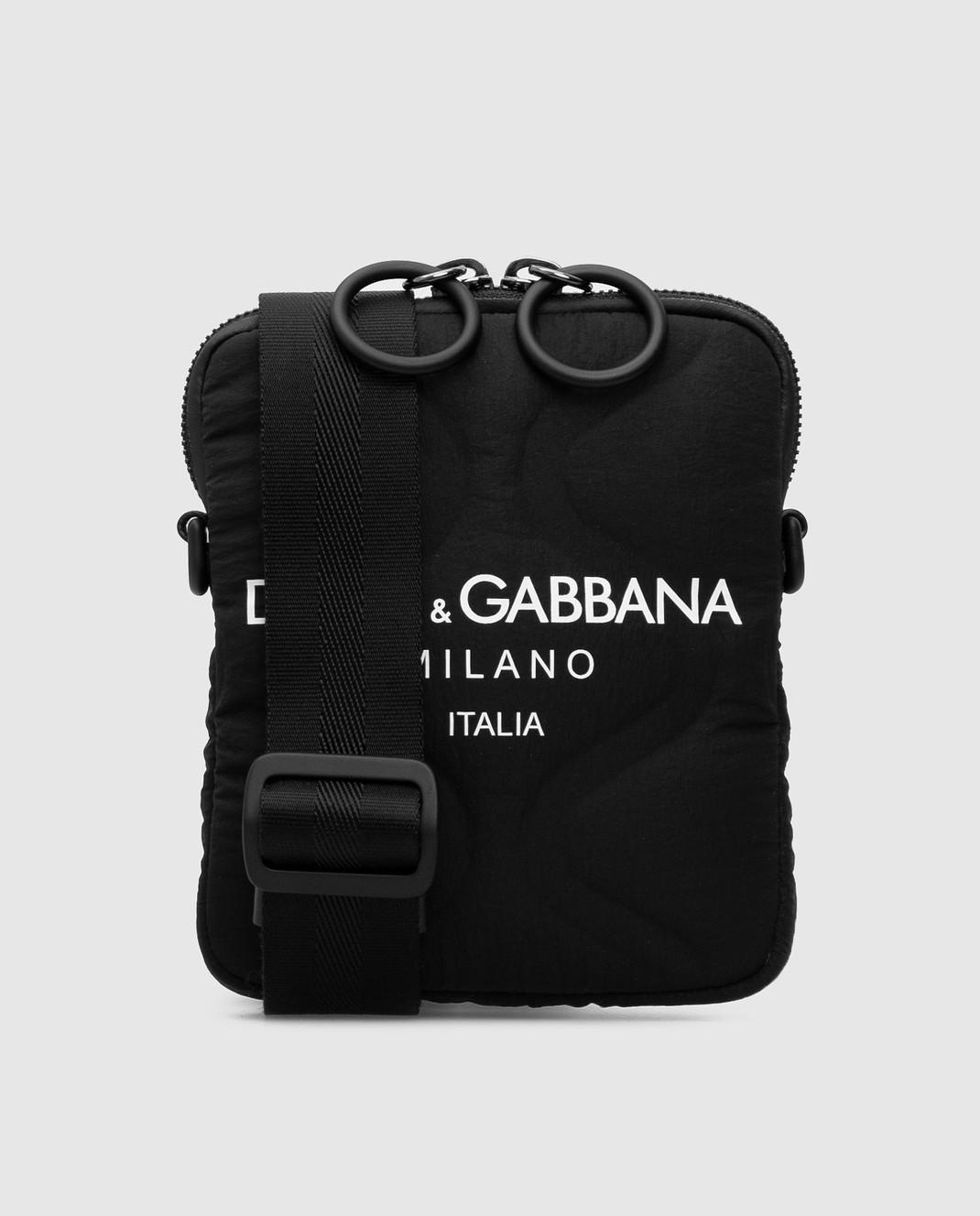 Dolce&Gabbana Черная сумка изображение 1