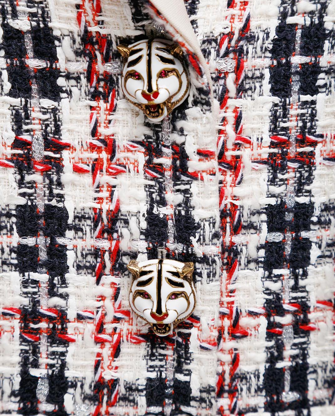Gucci Твидовое платье 530704 изображение 5