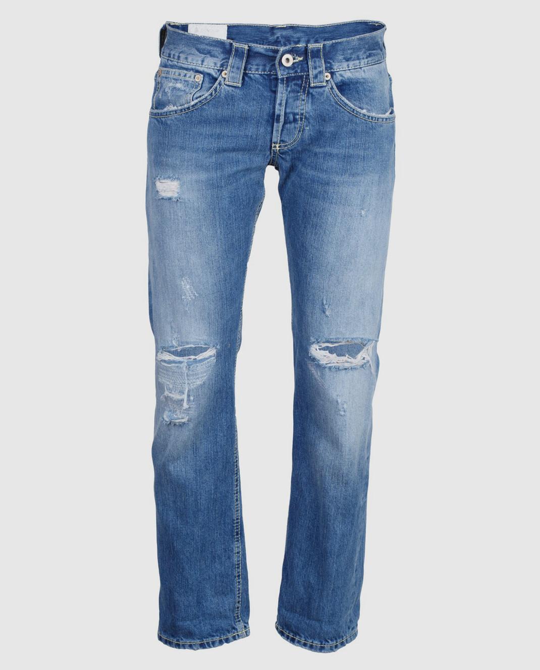 Dondup Синие джинсы P857DF140DO66