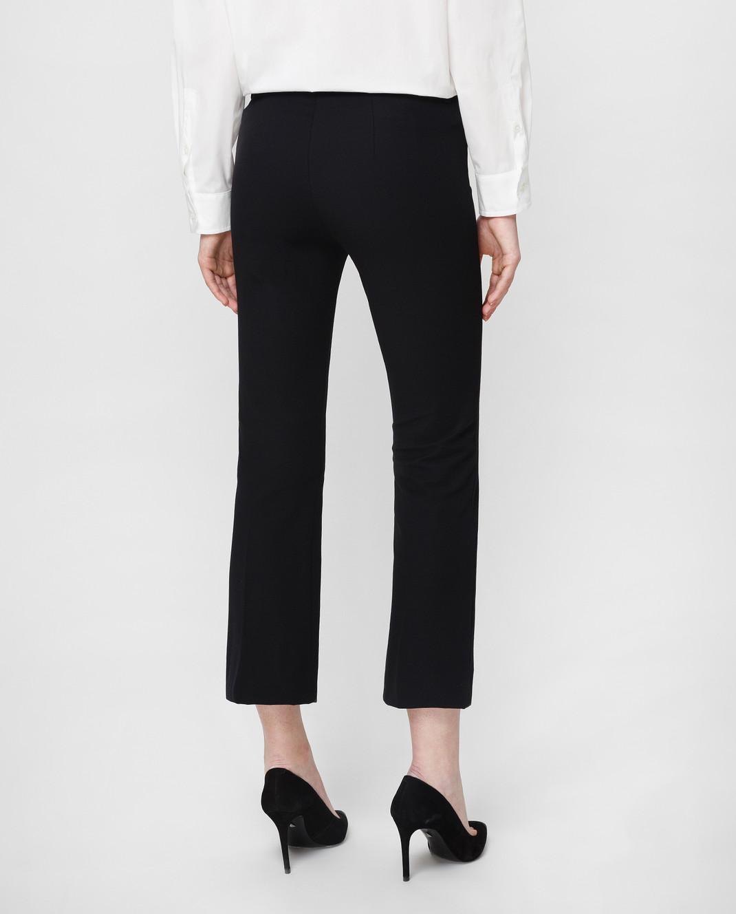 Max Mara Черные брюки изображение 4