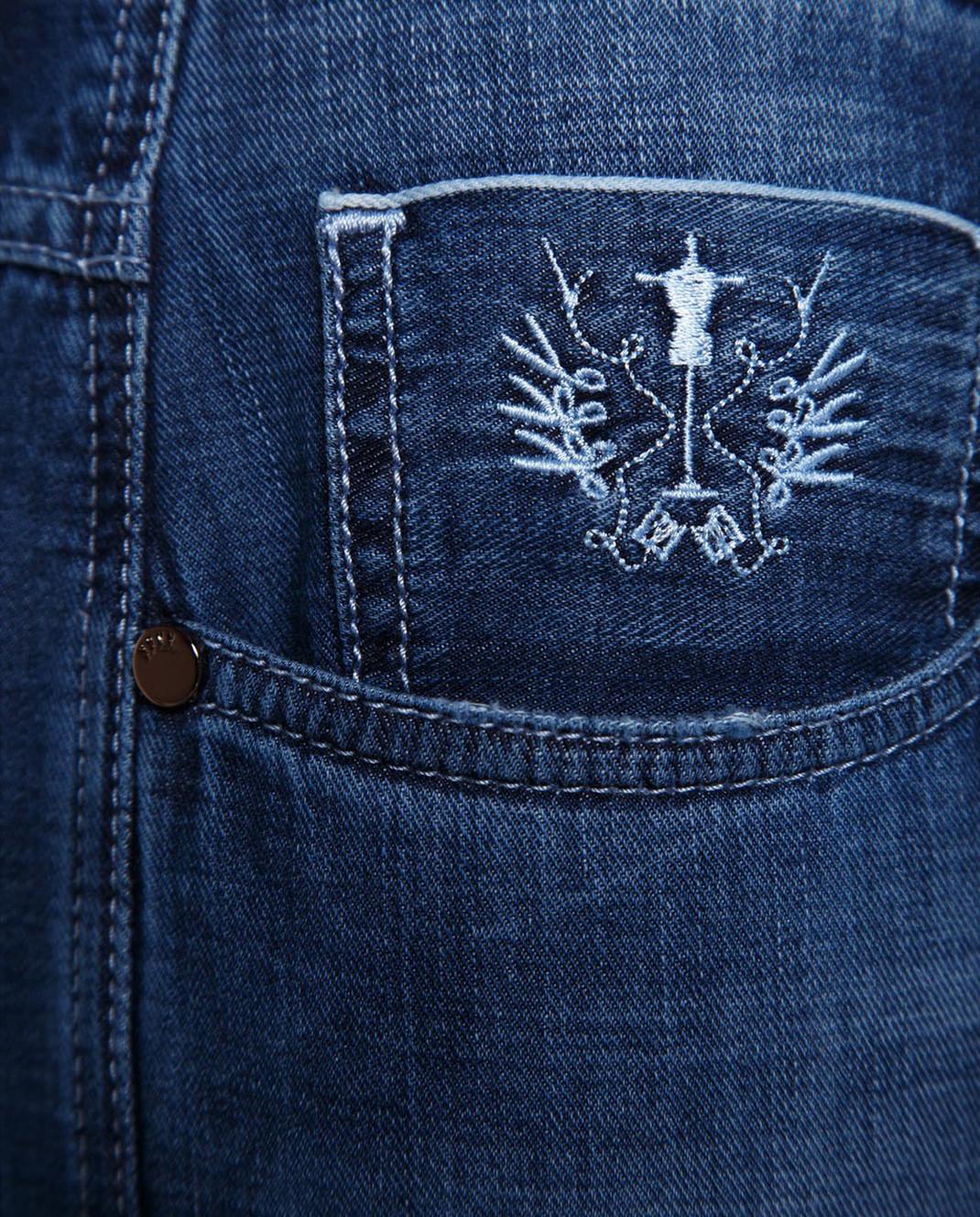 Scissor Scriptor Синие джинсы TIBERIOT68 изображение 6