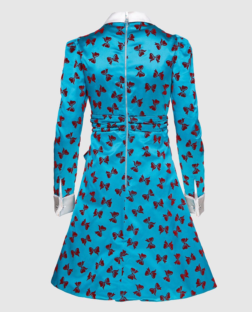 Gucci Платье из шелка 468859 изображение 2