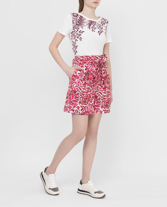 Розовые шорты hover