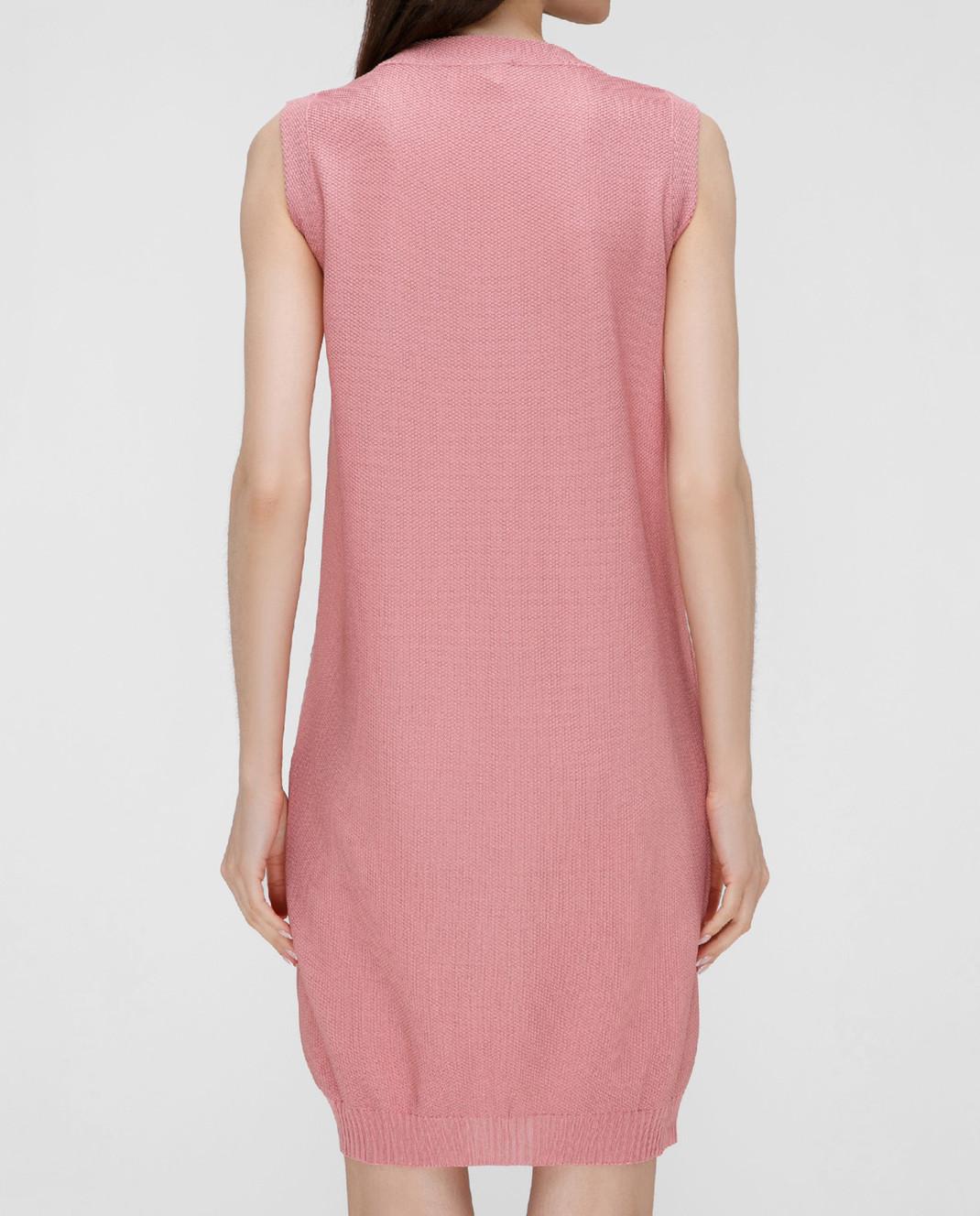 Antonella Creazioni Розовое платье 12260 изображение 4