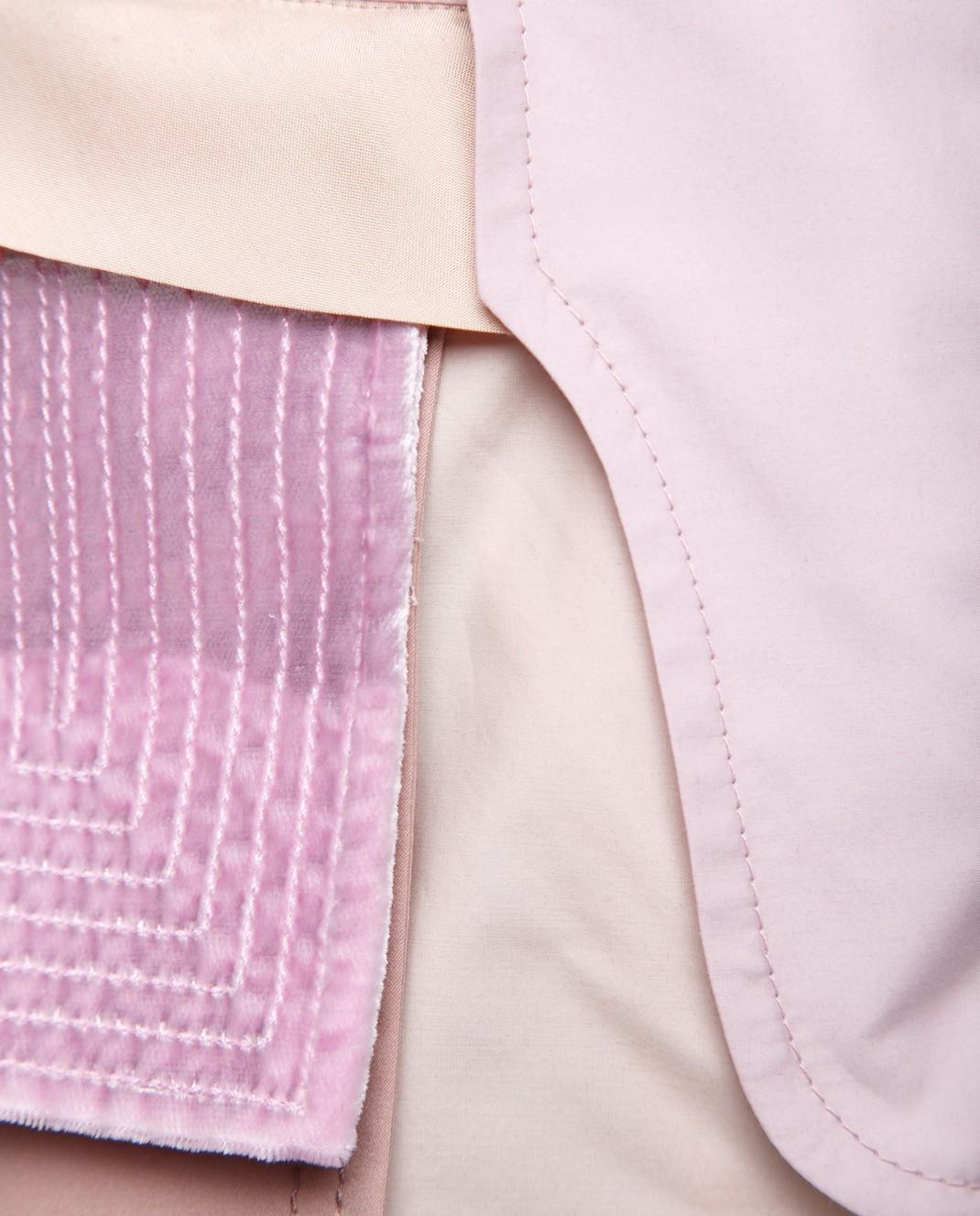 Valentino Бежевые брюки PBARB2853VG изображение 5