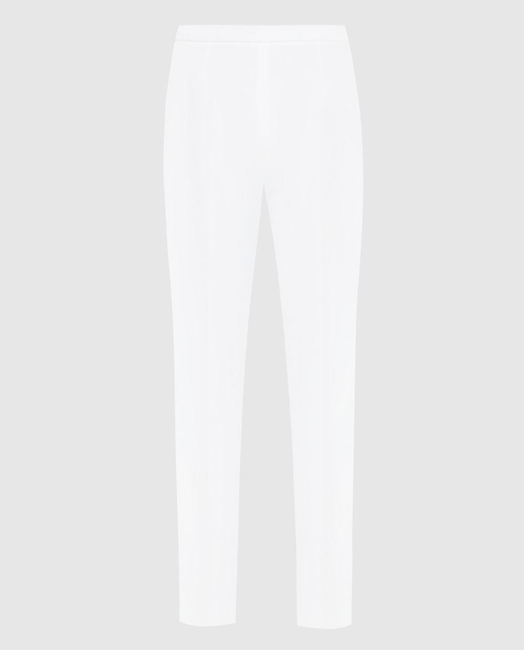 Prada Белые брюки P298C1VS4