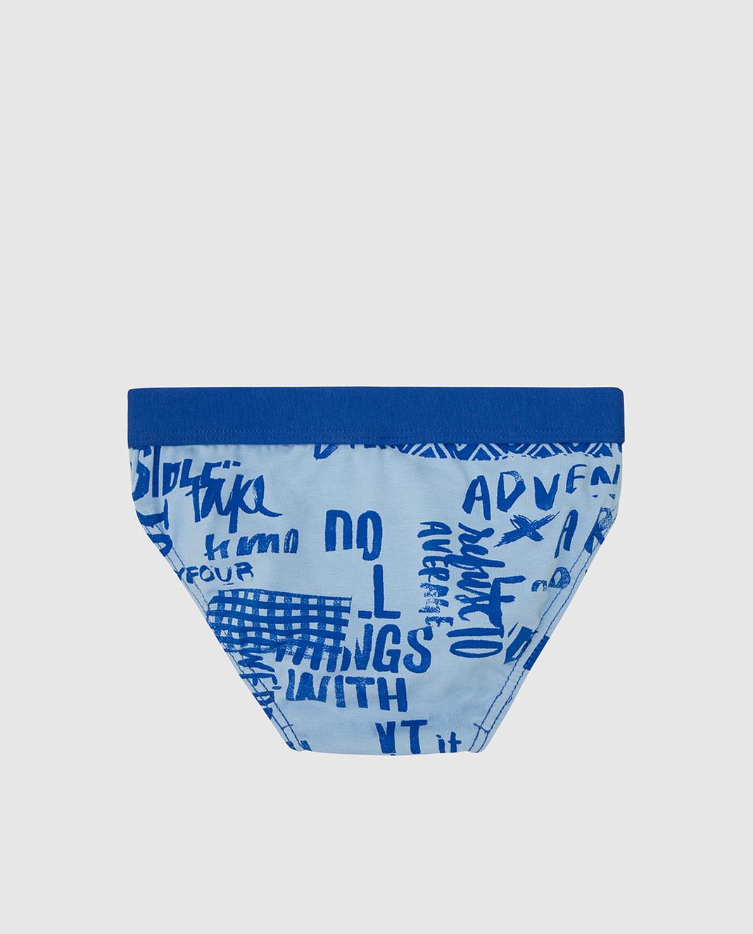 RiminiVeste Детские голубые трусики изображение 2