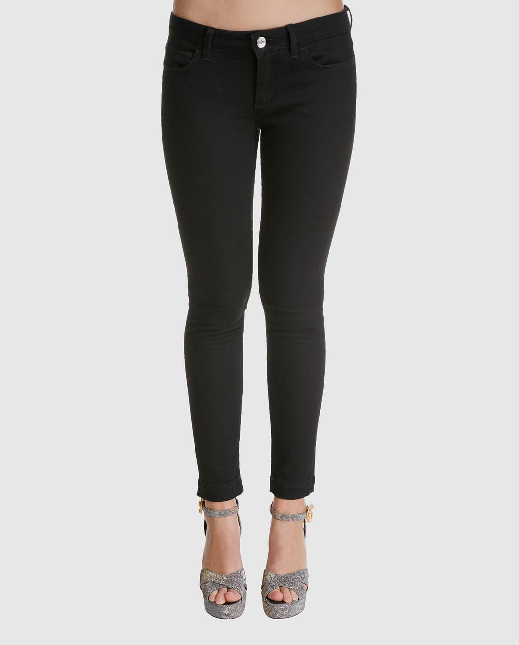 Dolce&Gabbana Черные джинсы FTAH7ZG8T27 изображение 3