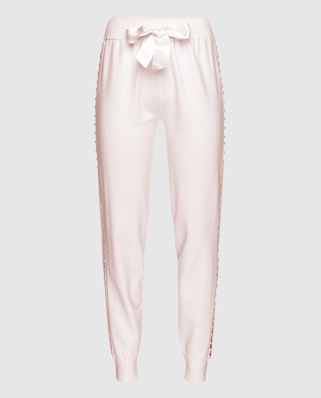 Philipp Plein Пудровые брюки WKT0034