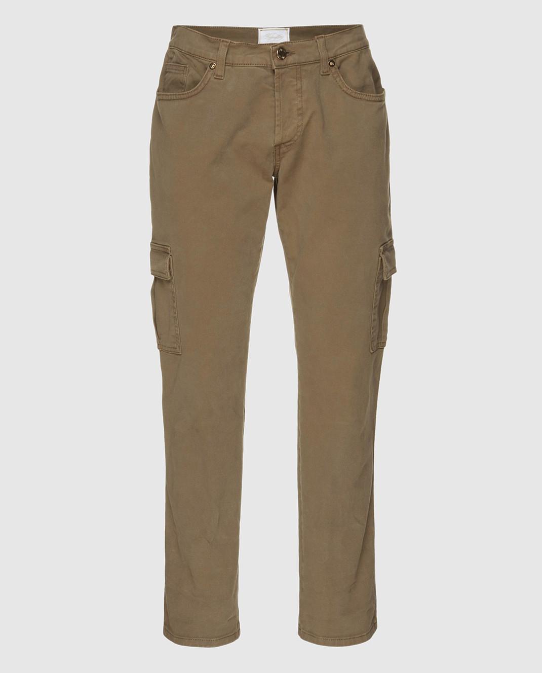 Redemption Зеленые брюки 1810RP08TC29