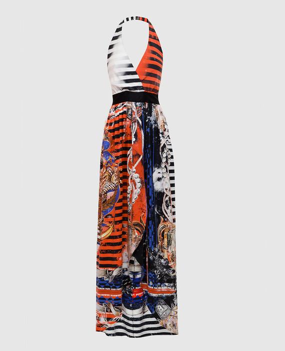 Платье из шелка