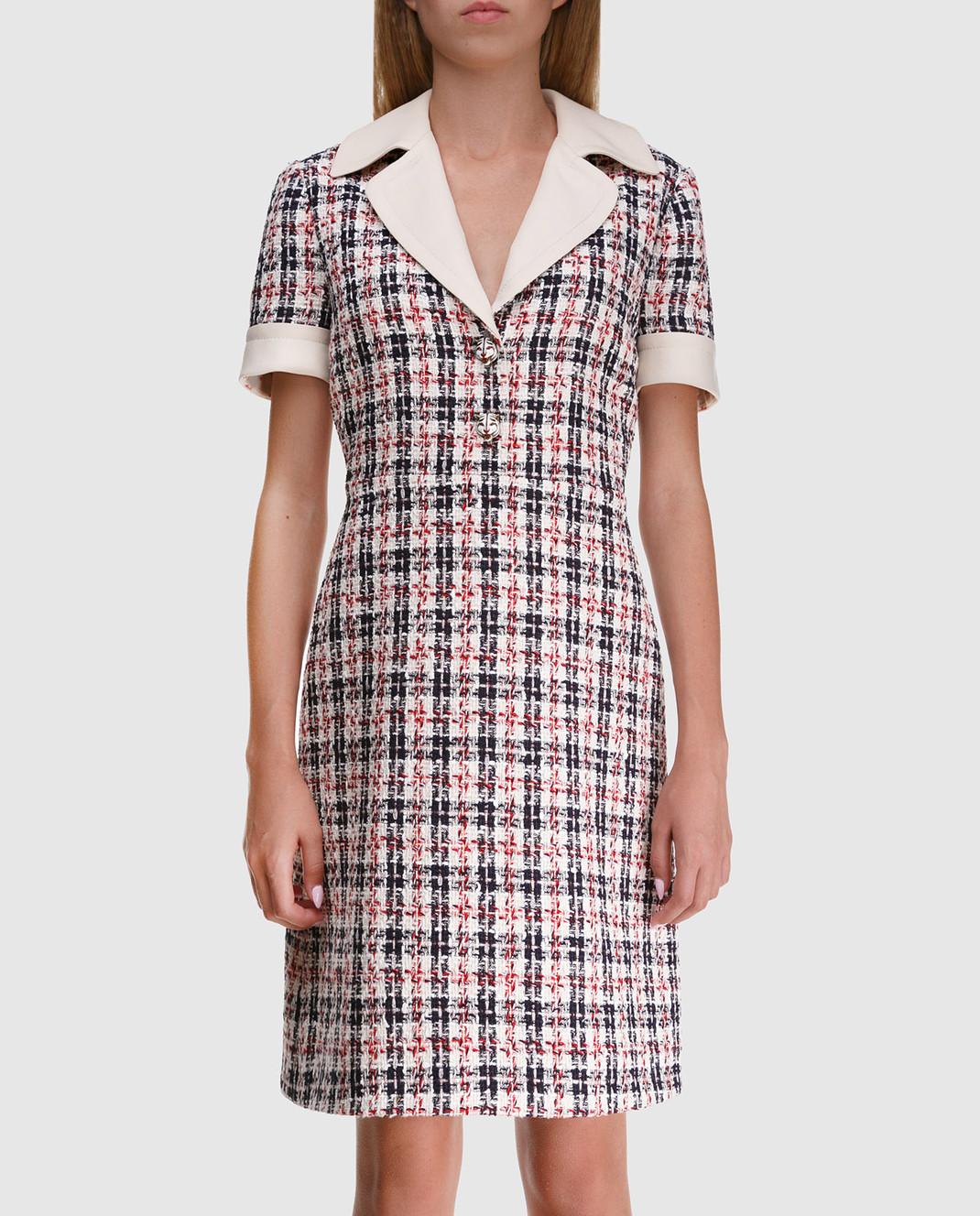 Gucci Твидовое платье 530704 изображение 3