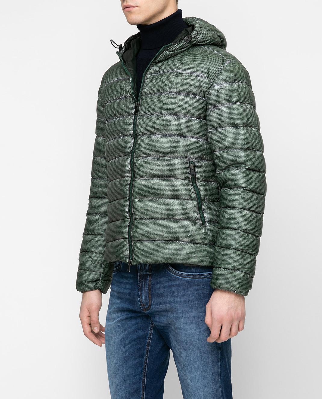 Fradi Зелёная куртка 192LENOX5402 изображение 3