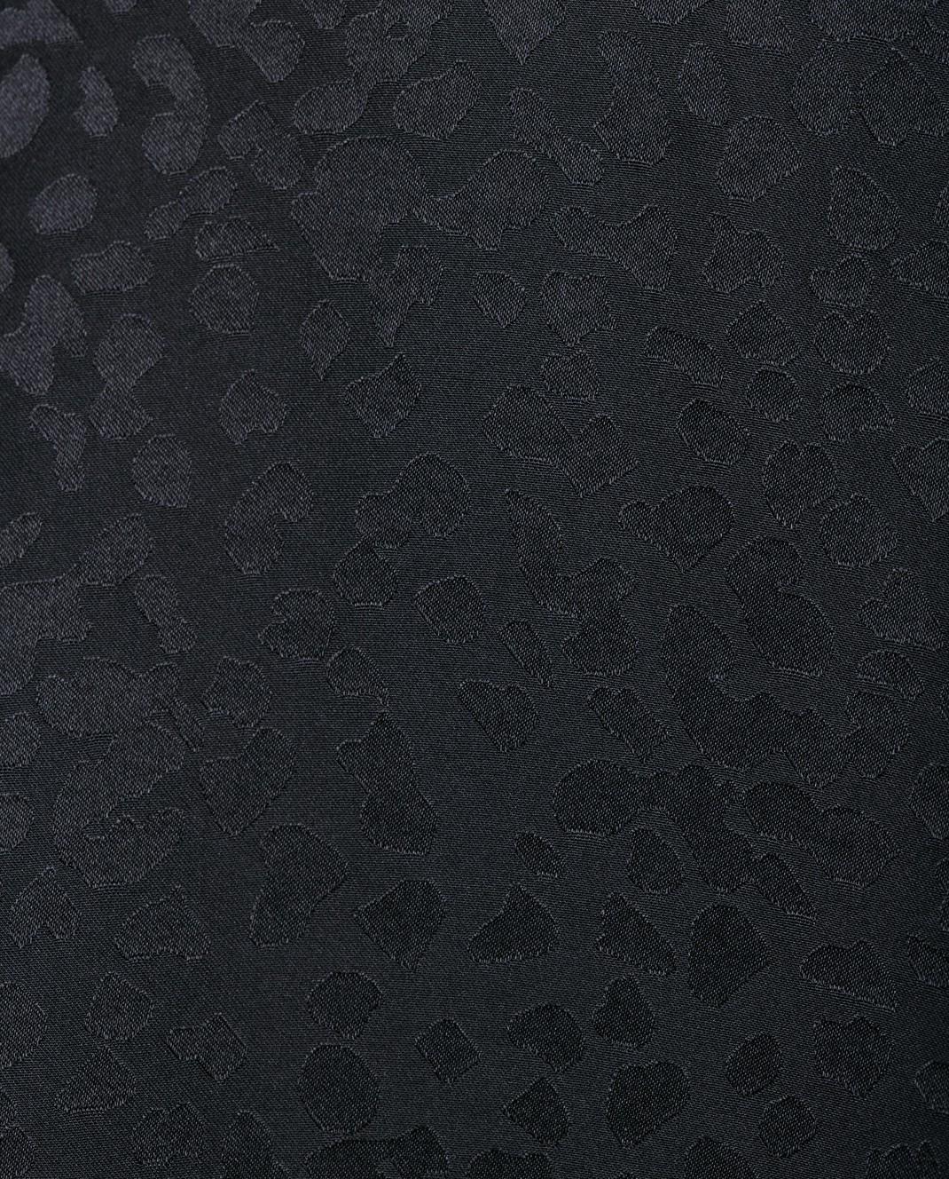Alexander Terekhov Черное платье из шелка изображение 5