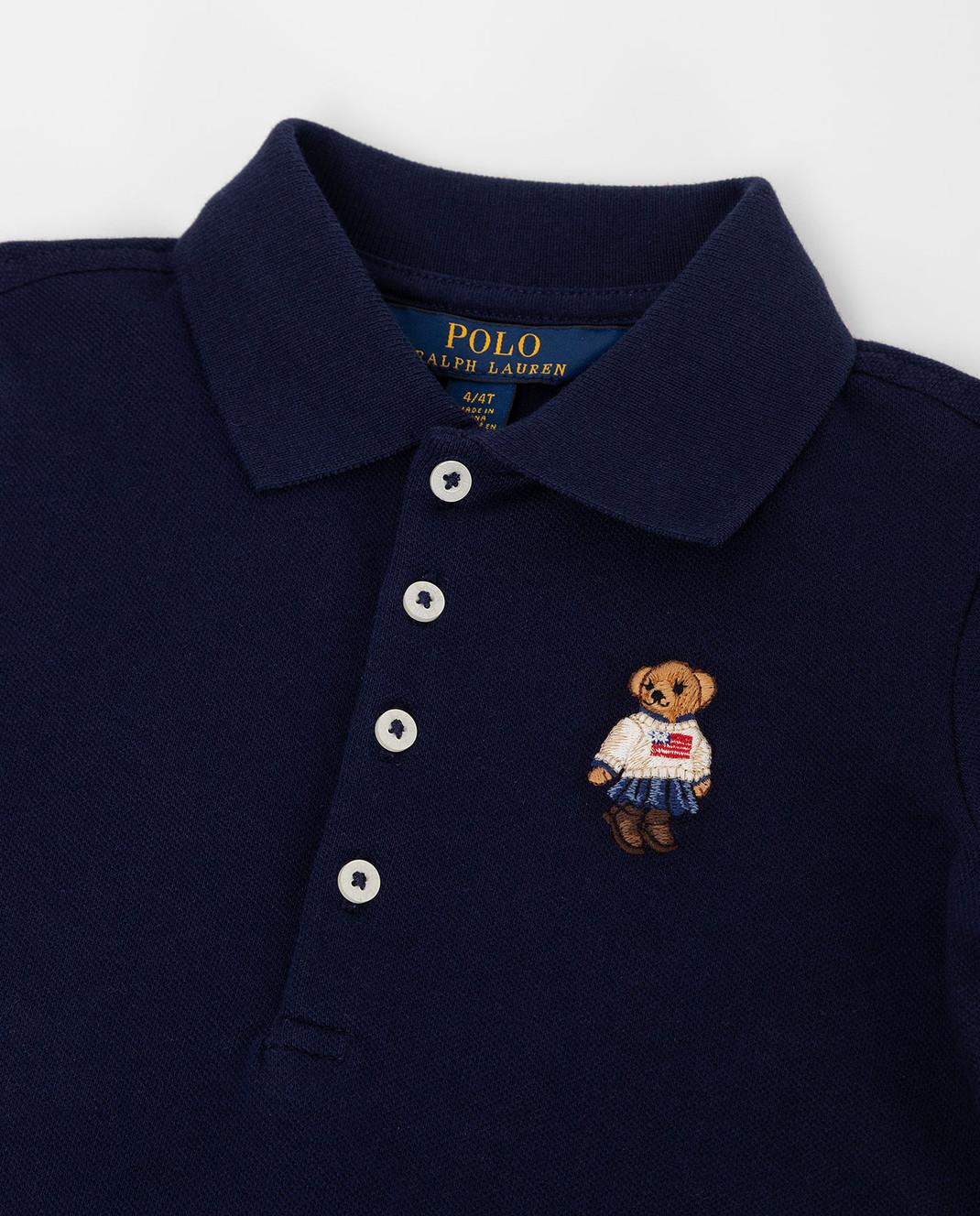 Ralph Lauren Детское темно-синее платье 313687558 изображение 3