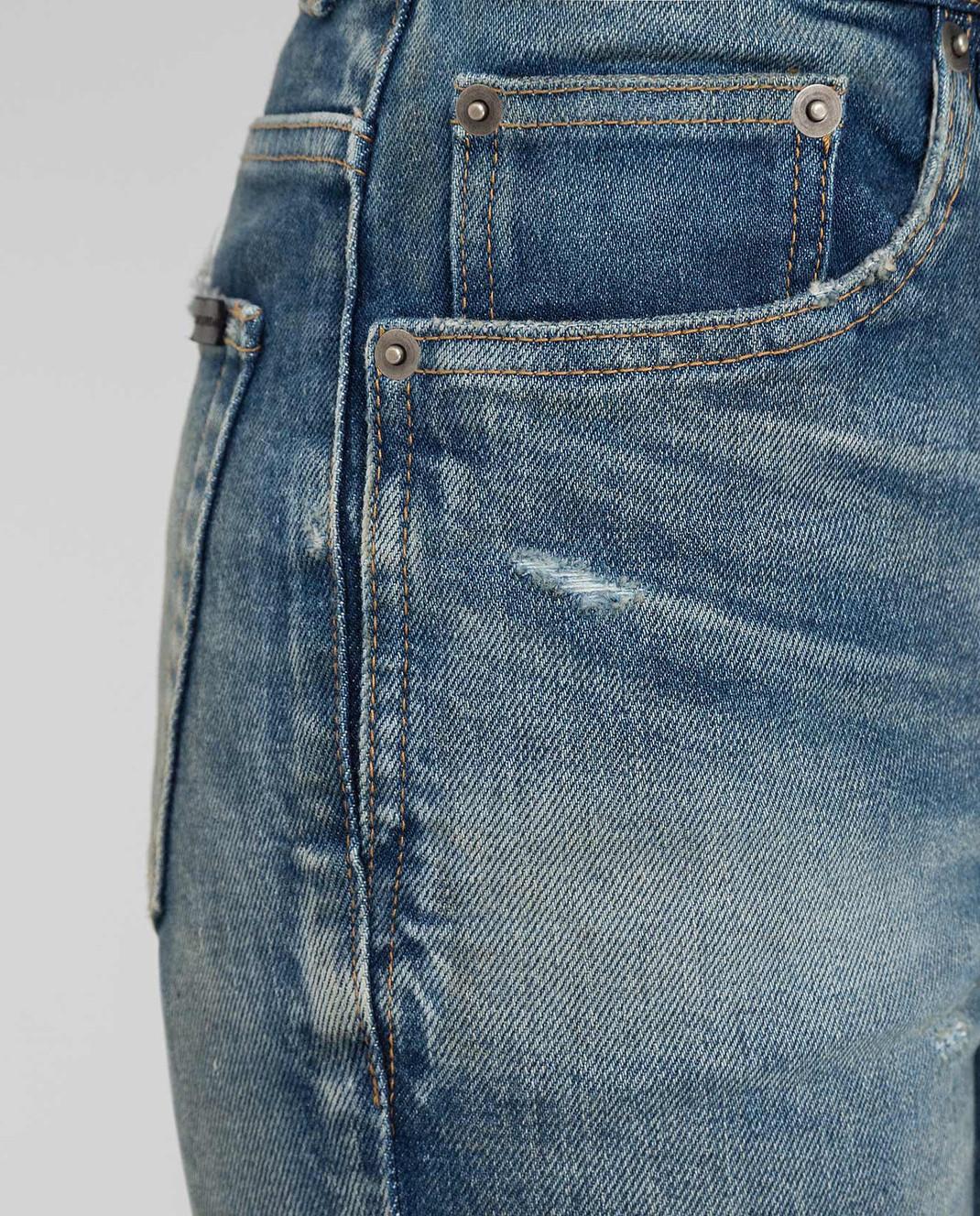 Saint Laurent Синие джинсы изображение 5