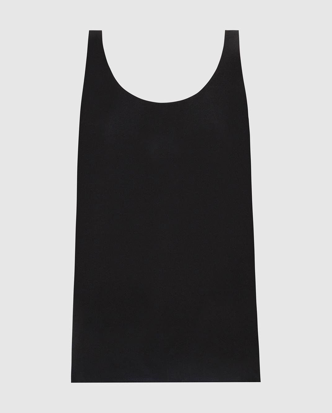 Twin Set Черный топ 191TP214E