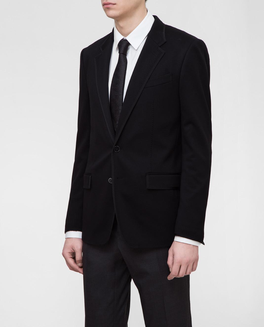 Dolce&Gabbana Черный пиджак G2MR5TFUGI2 изображение 3
