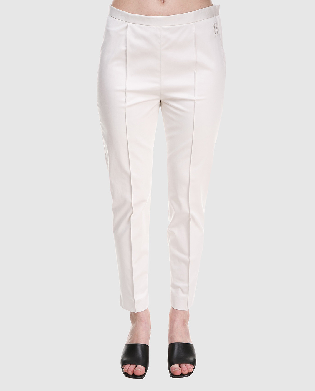 Marc Jacobs Белые брюки M4007166 изображение 3