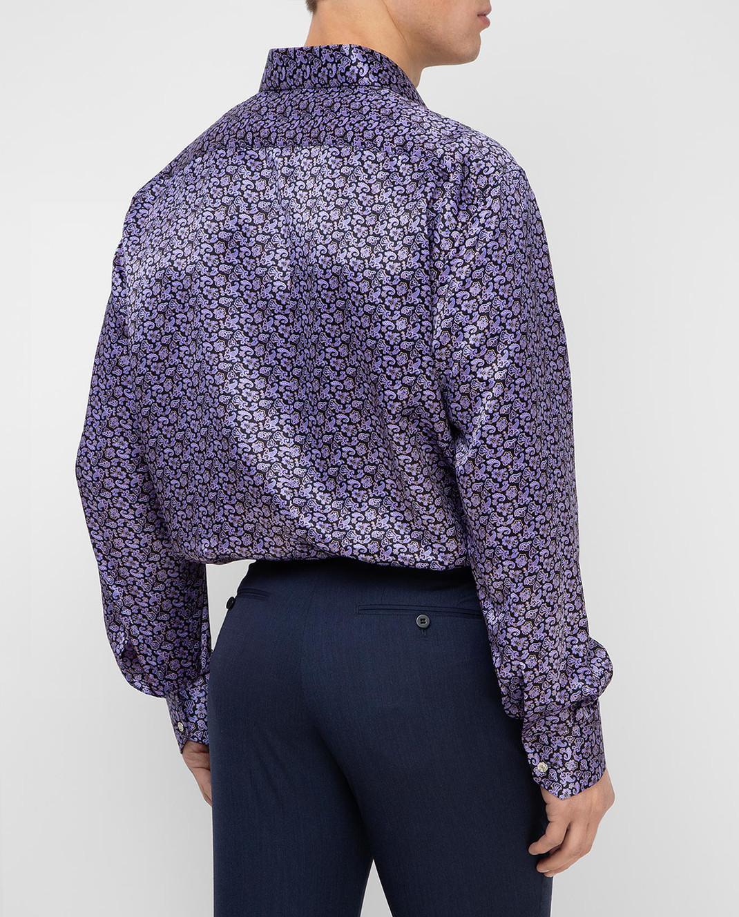 Stefano Ricci Рубашка из шелка SP002053 изображение 4